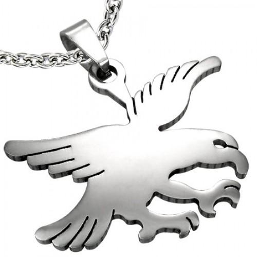 Obesek Eagle (3,7x3,1cm)