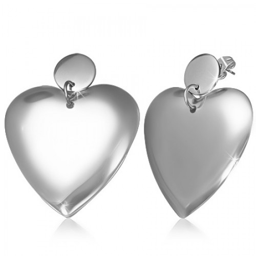 Uhani Heart
