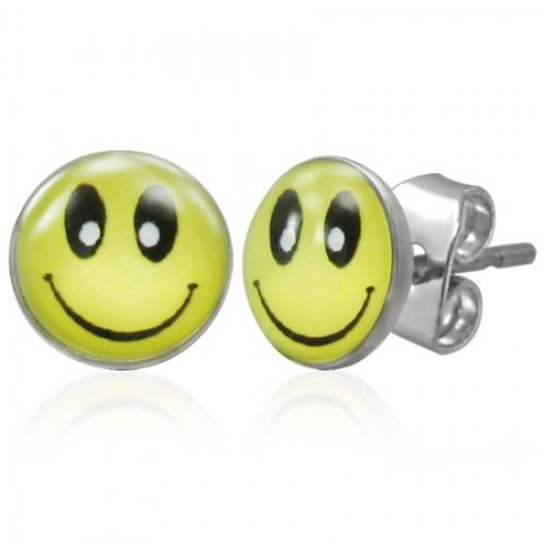 Uhani Smiley