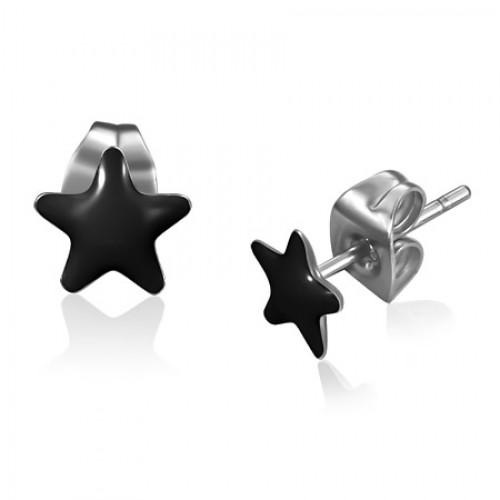 Uhani Black Star